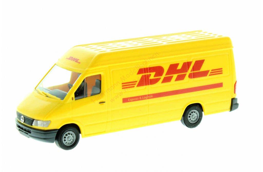 BUSCH 47851 Spur H0 Mercedes-Benz Sprinter »DHL« #NEU