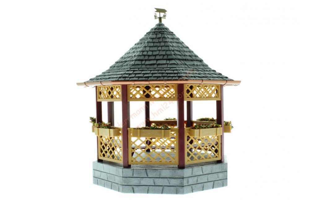 lgb pavillon faller 331051. Black Bedroom Furniture Sets. Home Design Ideas