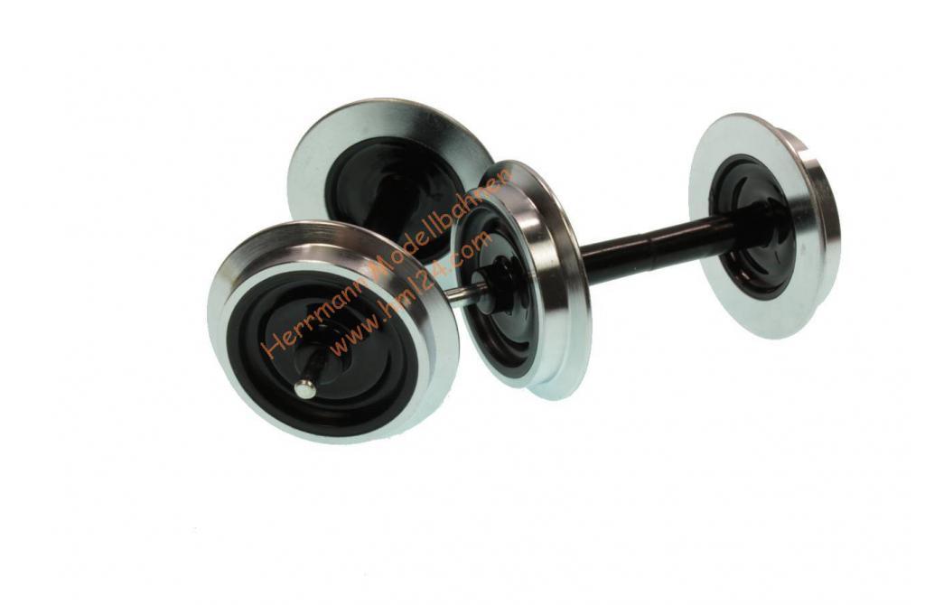 LGB 67419 Metall-Scheibenradsatz 2 Stück