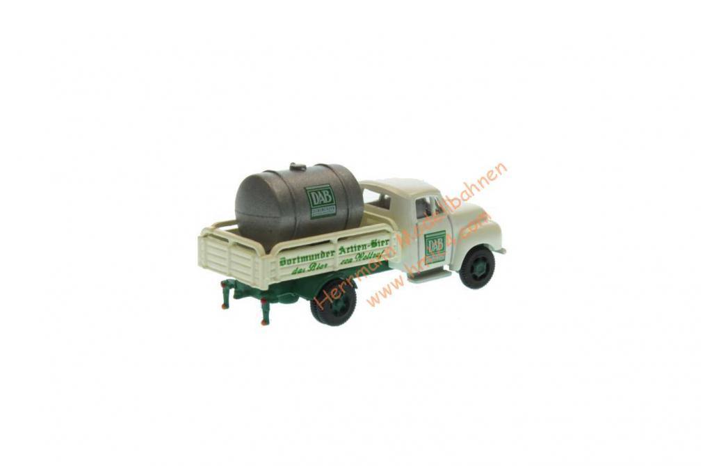 n opel blitz tankwagen dab minis lc3223. Black Bedroom Furniture Sets. Home Design Ideas