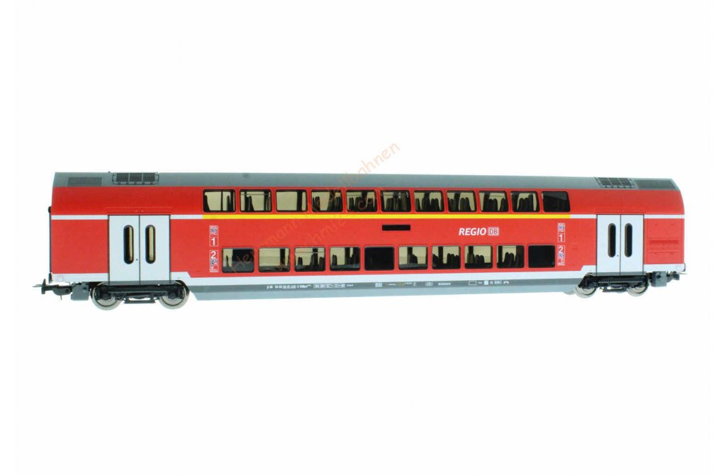 Klasse DB Regio OVP Doppelstockwagen 1.//2 Piko H0 58804 neu