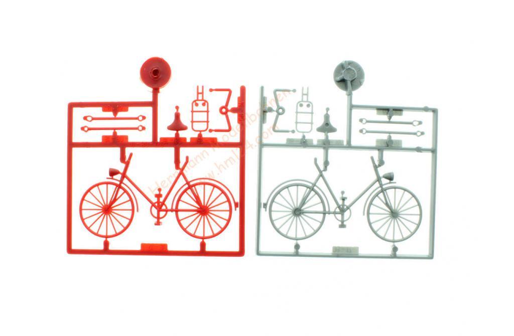 Pola 333204 Fahrräder 2 Stück